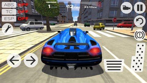 超级极限汽车模拟驾驶游戏软件截图3