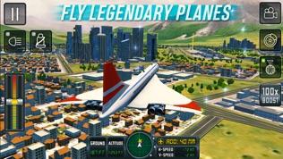 Flight Sim 18软件截图0