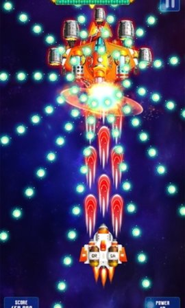 银河之战深空射手无限钻石版