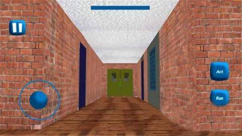 校园逃生模拟器软件截图0
