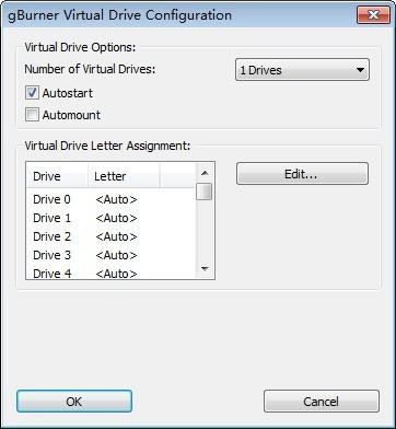 gBurner Virtual Drive(虚拟光驱软件)下载