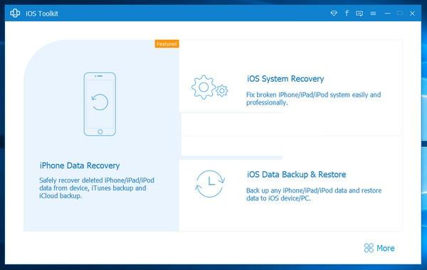 AnyMP4 iPhone Data Recovery(数据恢复工具)下载