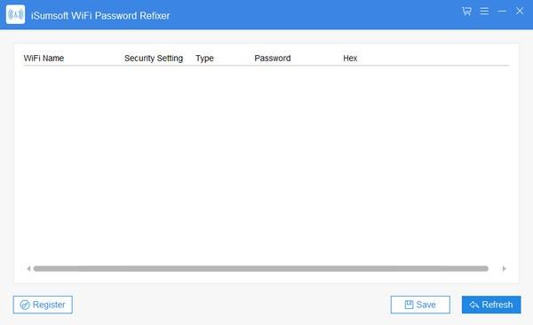 iSumsoft WiFi Password Refixer(Wifi密码恢复软件)下载
