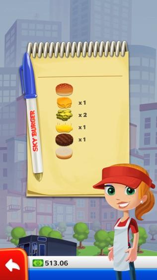 Sky Burger软件截图1