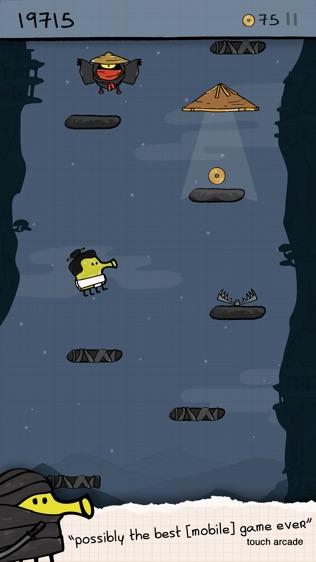 Doodle Jump软件截图2