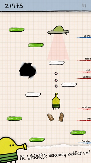 Doodle Jump软件截图0