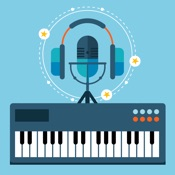 快乐钢琴 - 视唱练耳和自由弹奏!