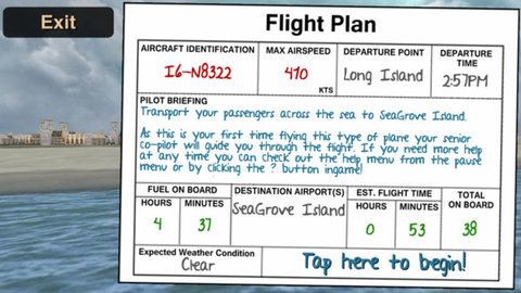 航空机长游戏软件截图2