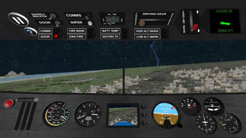 航空机长游戏