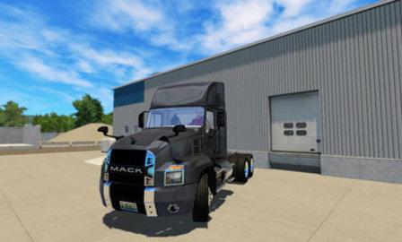 卡车模拟19无限金币版软件截图2