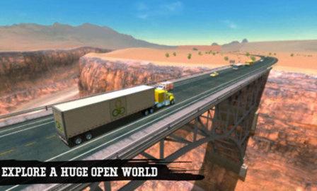 卡车模拟19无限金币版软件截图0