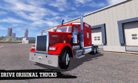 卡车模拟19无限金币版软件截图1