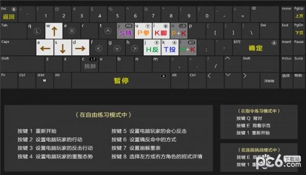 死或生6专用键盘自定义键位MOD下载