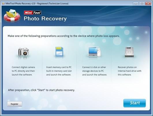 MiniTool Photo Recovery(照片恢复软件)下载
