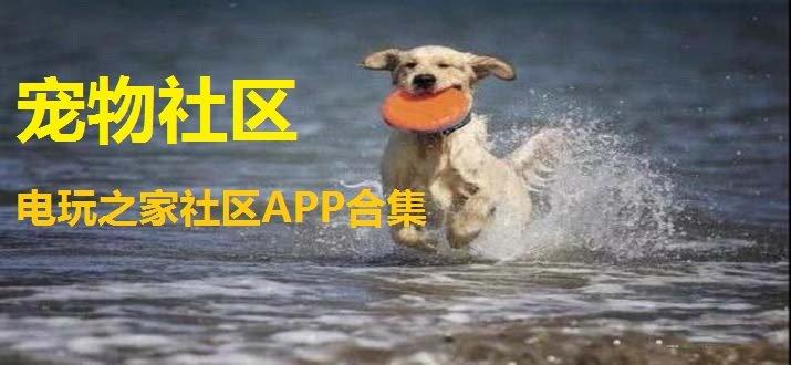 宠物社区软件
