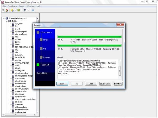 AccessToFile(数据库转换工具)下载