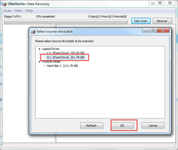 DataNumen Data Recovery(数据恢复工具)下载