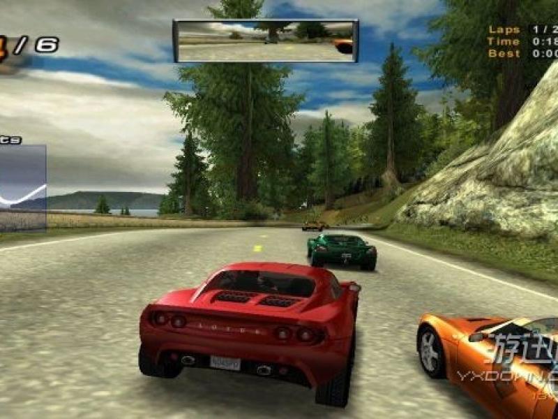 极品飞车6:热力追踪2 硬盘版下载