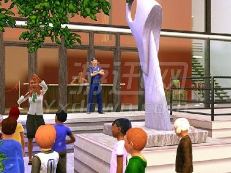 模拟人生3:罪恶都市 中文版下载