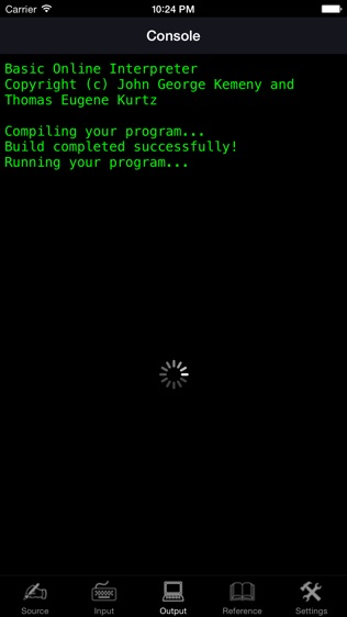 Basic Programming Language软件截图1