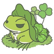 旅かえる(旅行青蛙)