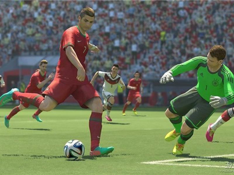 实况足球2014:决战世界杯 中文版下载