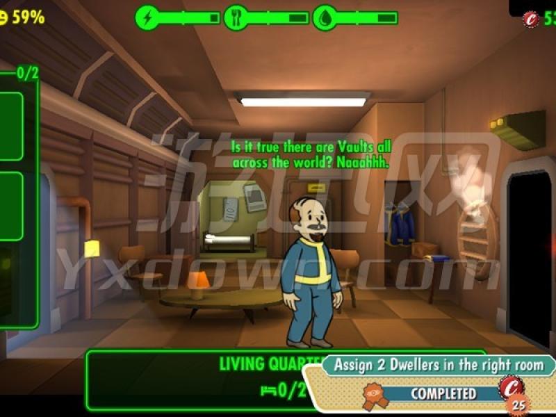 辐射:避难所1.9 英文版下载