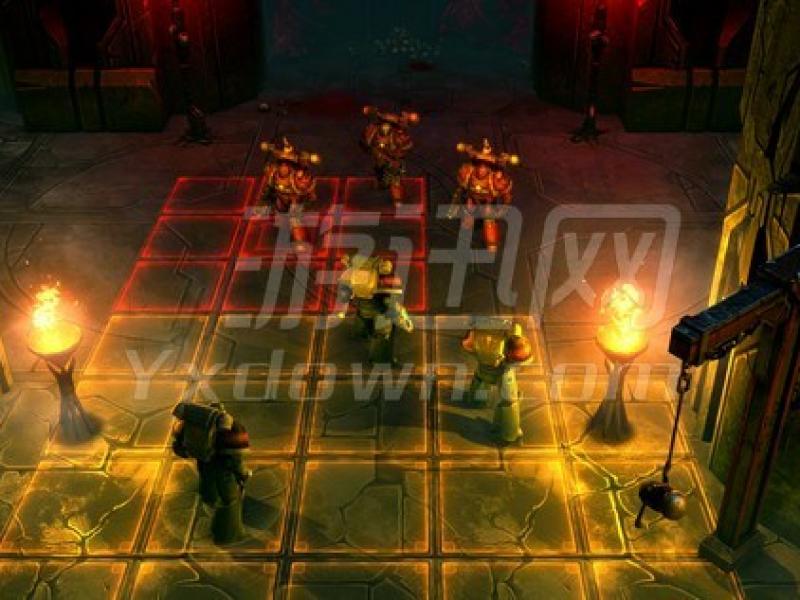 战锤40K:太空战狼 PC版下载