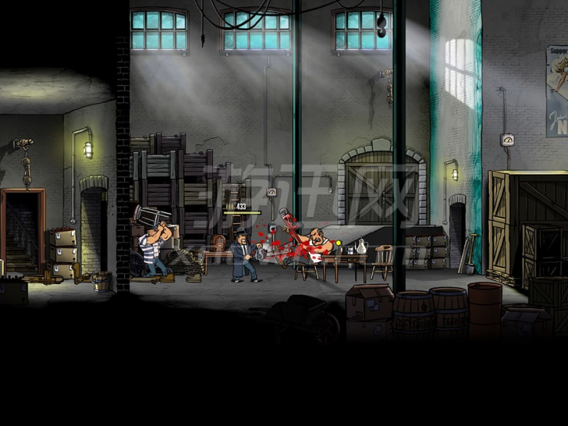枪,血,意大利黑手党2 PC版下载