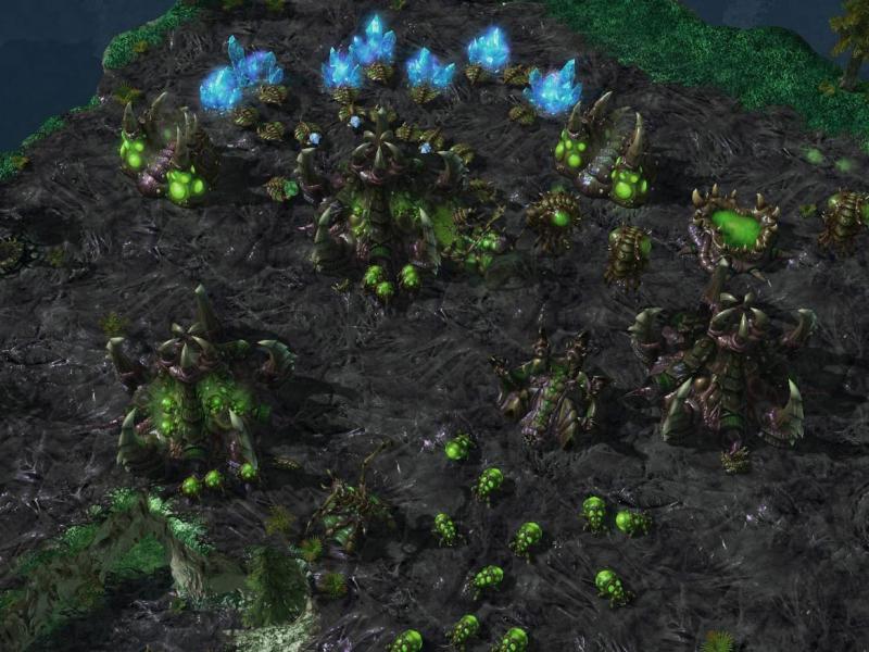 星际争霸2:虫群之心 中文版下载