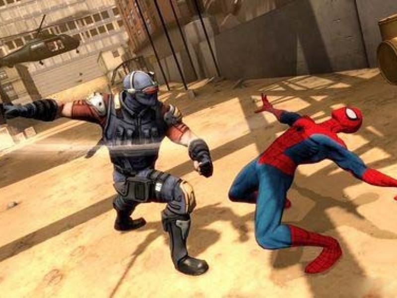 蜘蛛侠:破碎维度 中文版下载