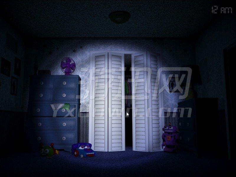 玩具熊的五夜后宫4 破解版下载