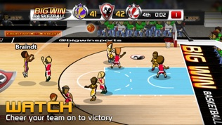 Big Win Basketball软件截图2