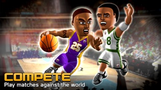 Big Win Basketball软件截图1