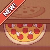 可口的披萨,美味的披