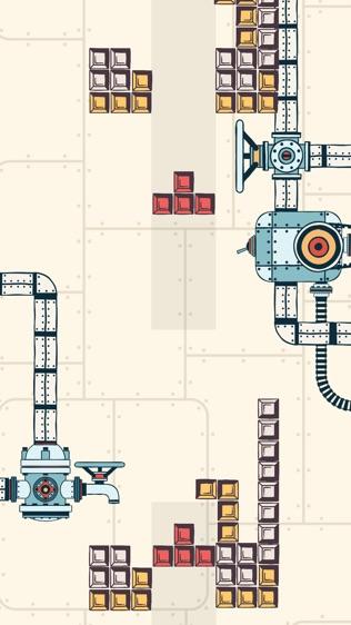 Steampunk Puzzle 物理游戏软件截图0