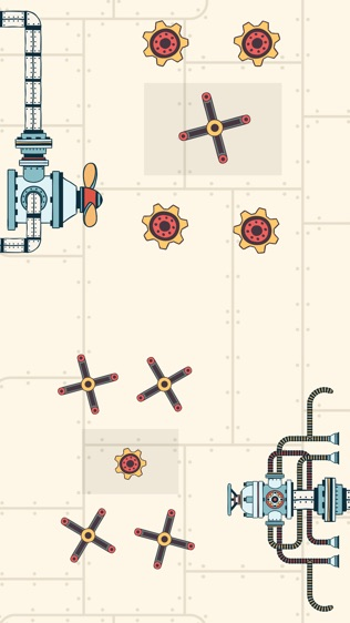 Steampunk Puzzle 物理游戏软件截图1