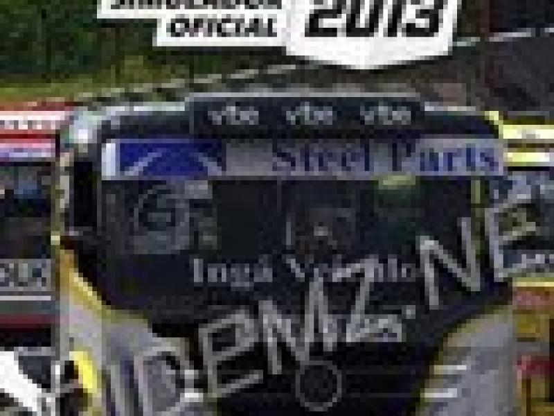方程式卡车模拟2013 英文版