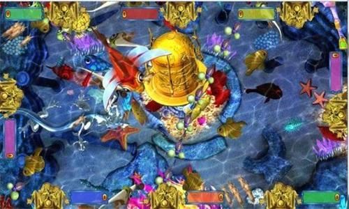 扑鱼达人2单机游戏版本大全软件合辑