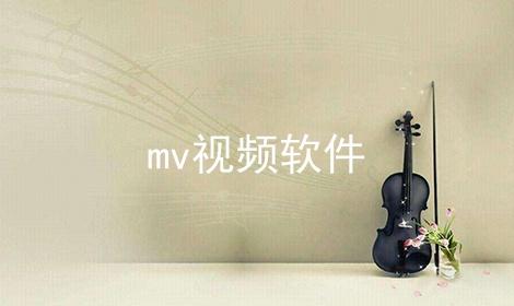 mv视频软件