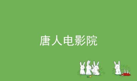 唐人电影院软件合辑