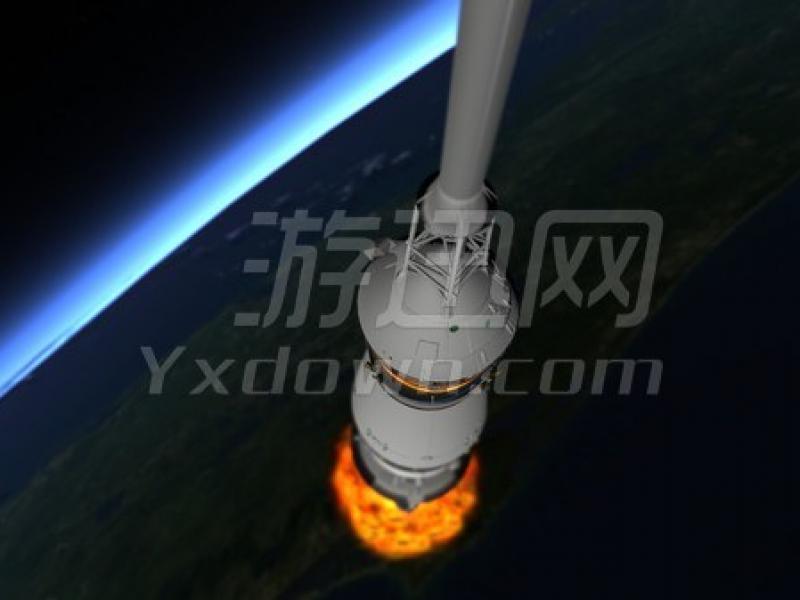 太空飞行模拟器 英文版下载