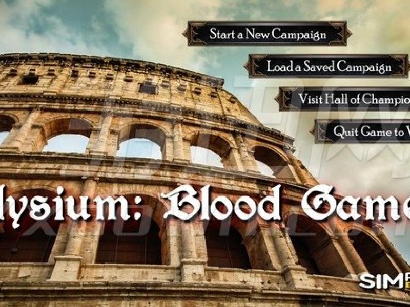 极乐世界:血的游戏 英文版下载