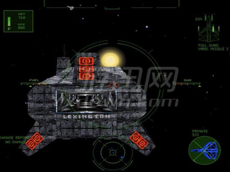 银河飞将4:自由的代价 英文版下载