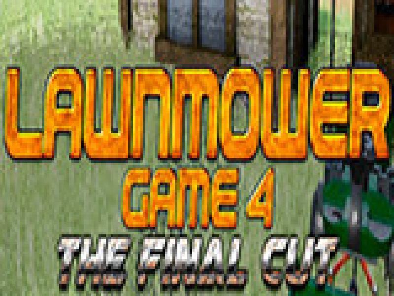 割草机游戏4:最后一击 英文版
