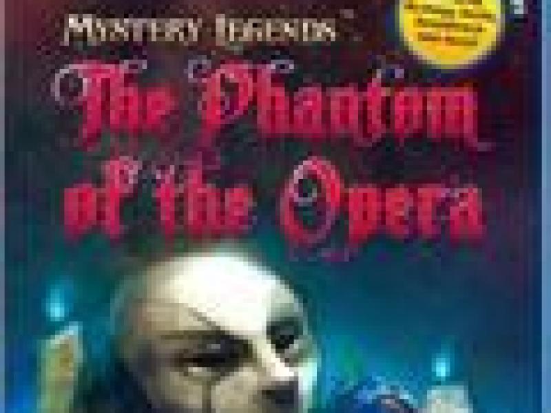 神秘传说:剧院魅影 硬盘版