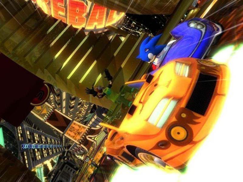 索尼克与世嘉全明星赛车 硬盘版下载