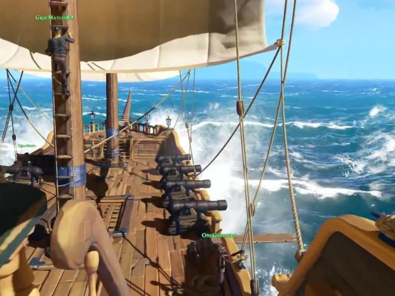 盗贼之海:黄金海岸 中文版下载