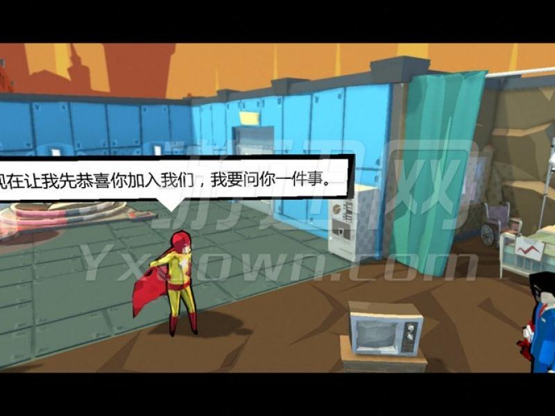 无差英雄 中文版下载