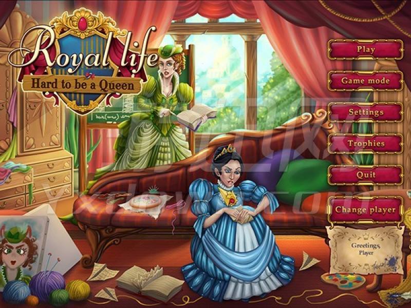 皇室人生:艰难的女王之路 英文版下载